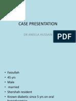 Case Presentation Hypokalemic Man
