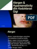 Alergen & Hypersensitive Dlm KG 2011