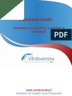 Finnish Food Glossary