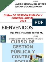 Gestion Publica y c.s