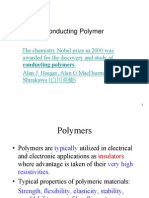 Conducting Polymer