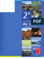 2do Comunicado CambioClimatico Chile