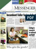 Daily Messenger – Wednesday, September 14, 2011