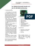 Manual 18F14K50Trainer V1.0