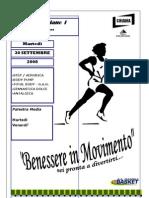 Manifesto Ginnastica 2008