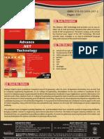 Advance .NET Technology, Second Edition