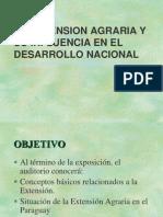 Extension Agraria Galdona