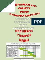 PRÁCTICO GANTT PERTT CC
