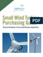 Small Wind Turbines Final