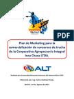 Plan de Marketing para Conservas de Trucha en La Paz