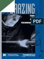 Brazing Tips