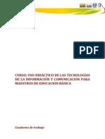 Cuaderno Del Participante TIC
