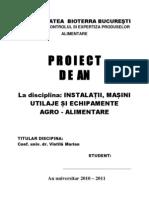 Proiect 2011