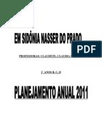 PLANO DE ENSINO 2° ANOS