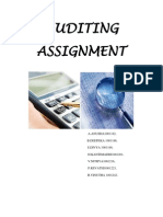 New Auditing