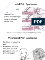 Pathology of Myofascial Pain Syndrome