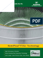 Baghouse Pleated Dust Filter