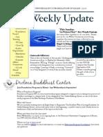 Weekly Update 2011.15.9