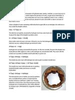 Rust Chemistry