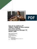 Cisco IP Phone 7945 & 7965