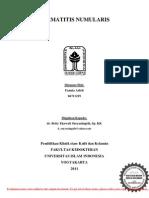 64261492 Dermatitis Numularis