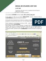 Ddt2000 Logan Manual Incepatori Simplu Si La Obiect