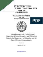 ME11-064A Blue Book Audit