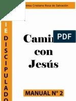 Primeros Pasos 2 Camino Con Jesus