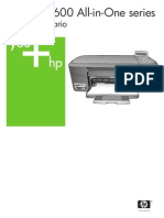 Manual Impresora Hp Psc 1610