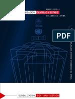 Manuel Castells Globalizacion Identidad y Estado en America Latina