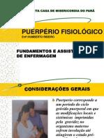 6. PUERPÉRIO FISIOLÓGICO