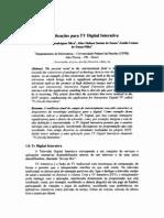 Aplicativ Interat Tv Digital