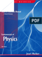 Fundamental of physics 8th edition extended solution manual. Pdf.