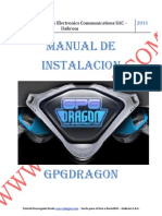 Manual de Instalacion Gpgdragon