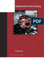 2002 Cameron Replacement Parts Catalog