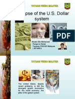 Collapse of the Us Dollar