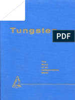 Tungsten - The Story of an Indispensable Metal