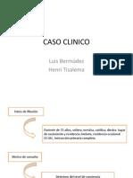 Caso Clinico Neurologia Acv Isquemico