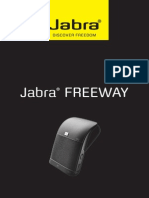 JABRA FREEWAY MANUAL