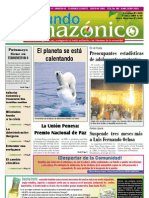 Periodico Mundo Amazonico Edicion 49 Dic 2009 - Ene 2010