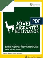 Jóvenes Migrantes Bolivianos