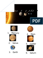 Categories Planets