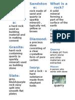 Categories Stone