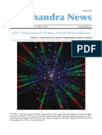 Chandra X-ray Observatory Newsletter 2008