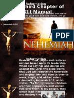 Third Chapter of KLI Manual 091211