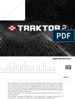 Traktor 2 Application Reference English
