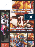 Patrimonio Cultural In Material no Fiestas