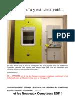 Compteur EDF