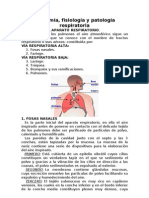 Fisiologia Respiratoria..