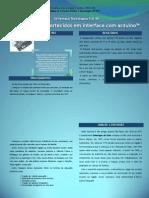 Poster Arduino-oscilador Amortecido
